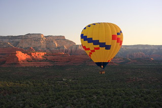 Hot Air Balloon Ride - Sedona | by Thales