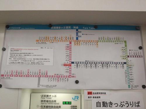 Awa-Ikeda Station, Tokushima | by Kzaral