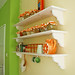 Kitchen shelves - arranged by bubulinka