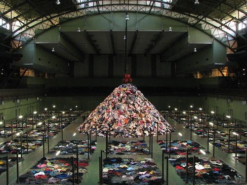 Christian Boltanski at the Park Avenue Armory
