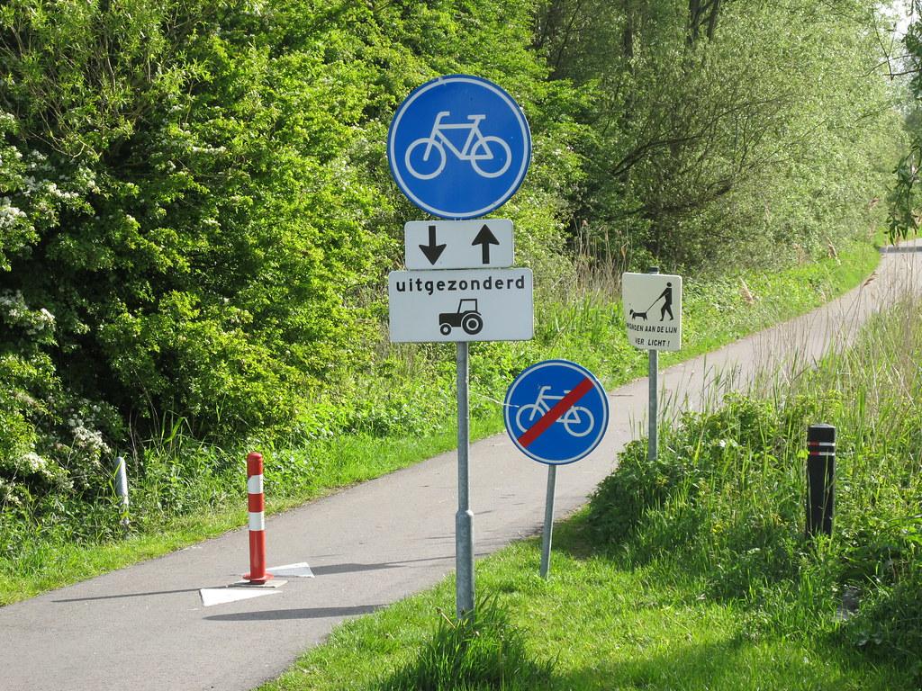 Fietspad - Cycle track