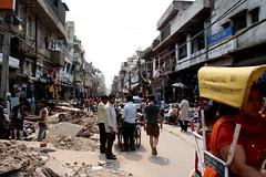 [India] Street in New Delhi ニューデリーの町並み | by kimama_labo