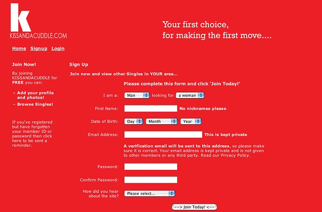 gratis dating in UK online