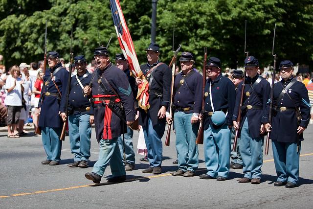 Memorial Day Parade - Albany, NY - 10, May - 08
