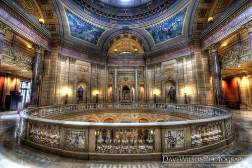 building minnesota architecture interior stpaul capitol saintpaul mn statecapitol