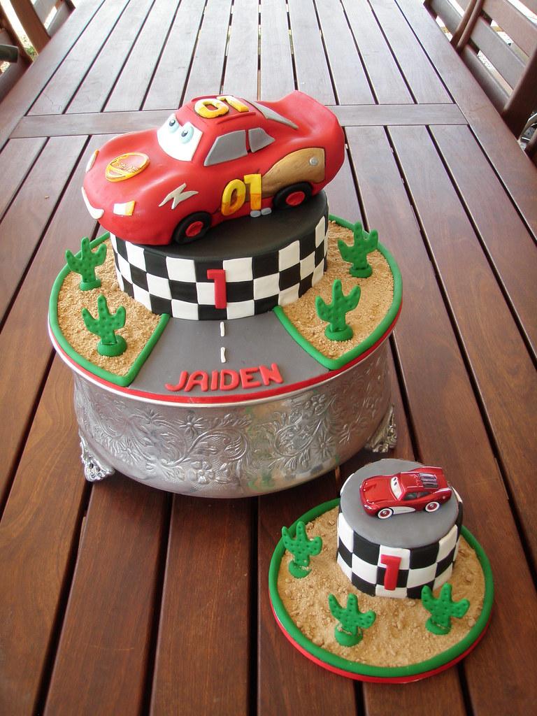 Cool Mossys Mastepiece Jaidens 1St Birthday Disney Cars C Flickr Funny Birthday Cards Online Alyptdamsfinfo