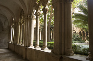 Dominican Monastery, Dubrovnik   by katiebutton
