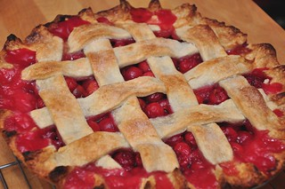 sour cherry pie | by tvol