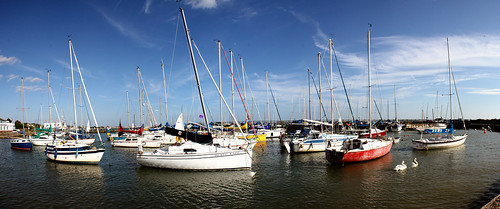 Titchfield Haven Harbour | by Hexagoneye Photography