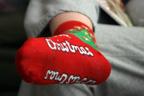 'Tis the season for Christmas socks | by quinn.anya