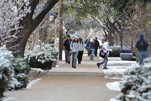 Snow @ ASU