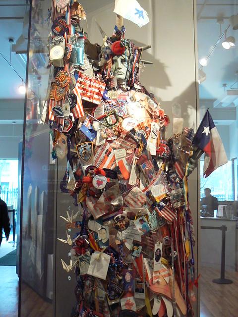 WTC Memorial - Statue of Liberty
