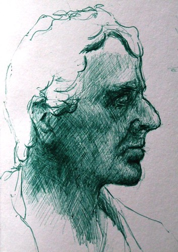 Portrait class 9 | by gilfling