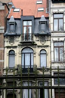 Belgique - Bruxelles - Quartier des Squares | by saigneurdeguerre