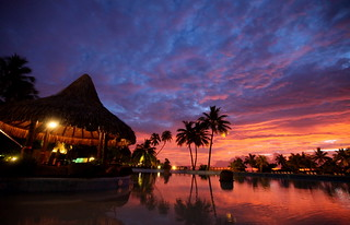 Tahiti Sunset | by jonrawlinson