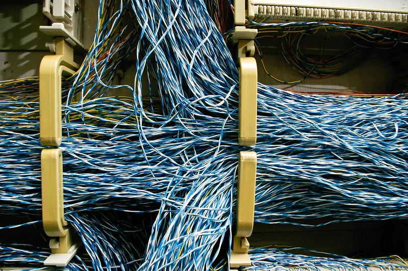 Filage - Wires (164 / 365)