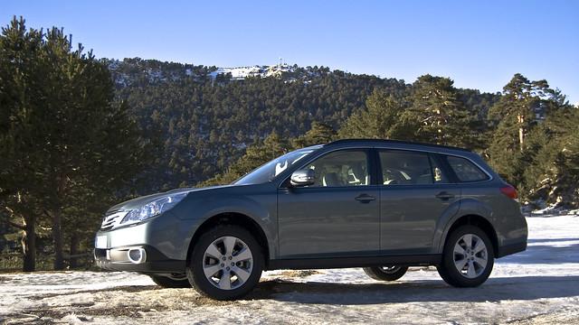 Subaru Outback Bóxer Diésel