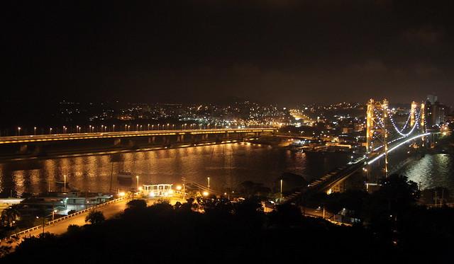 Vista de Florianópolis - Santa Catarina