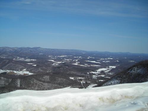 snow virginia scenic stuart lovers va leap wayside loversleap