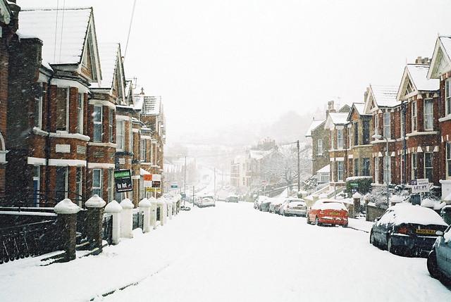 Snowy Hastings - Milward Rd