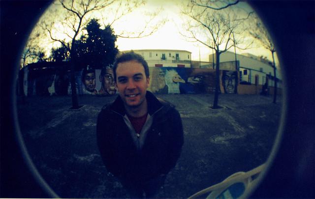 Josemanuelerre in the street