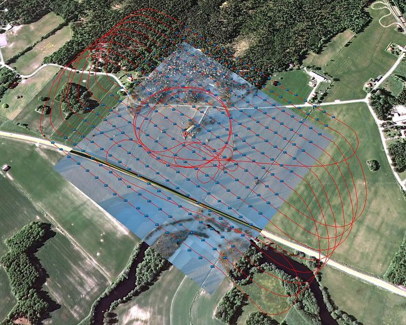 Tingstorp UAV map