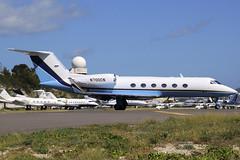 Z) Copley Press Gulfstream IV N700CN SXM 02/01/2010