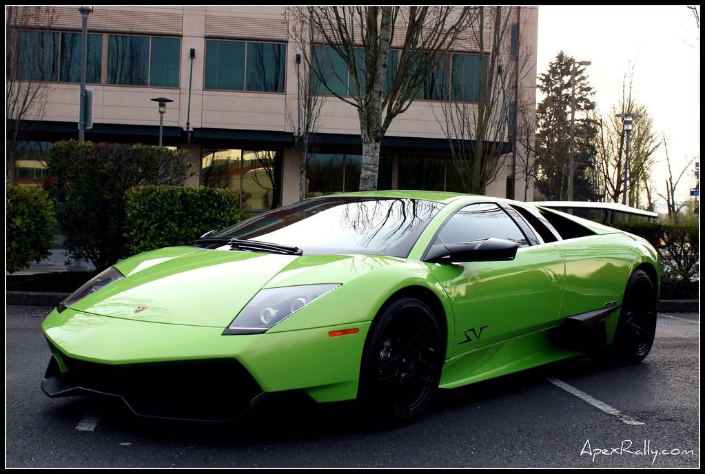 Lamborghini Murcielago Sv 670 4 Www Apexrally Com 2010 03 Flickr