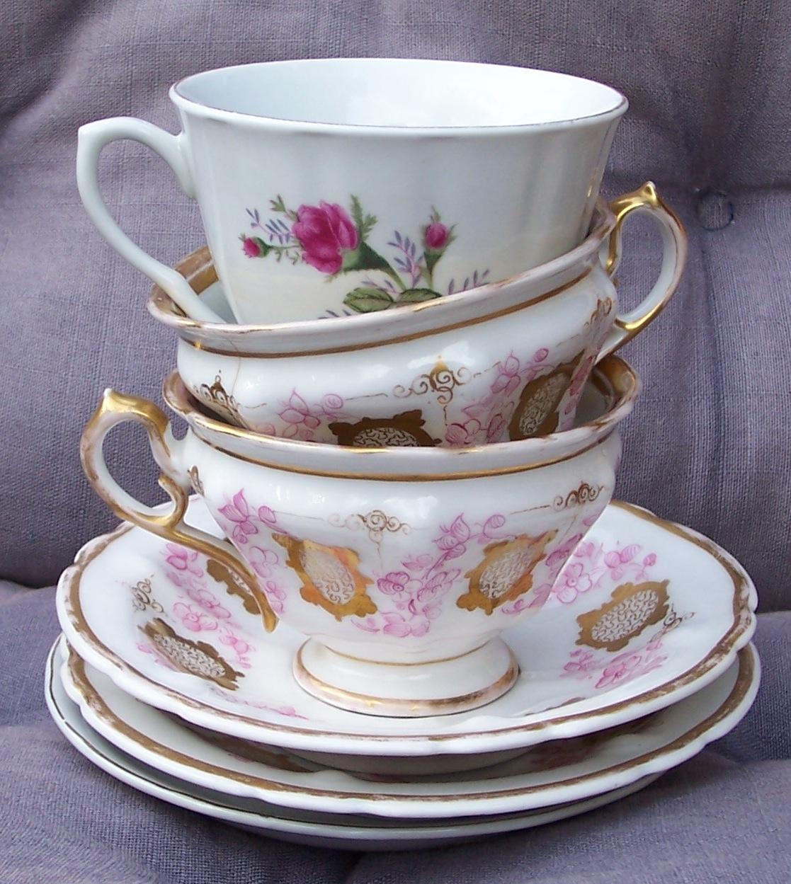 Teacups Stock ValerianaSolaris