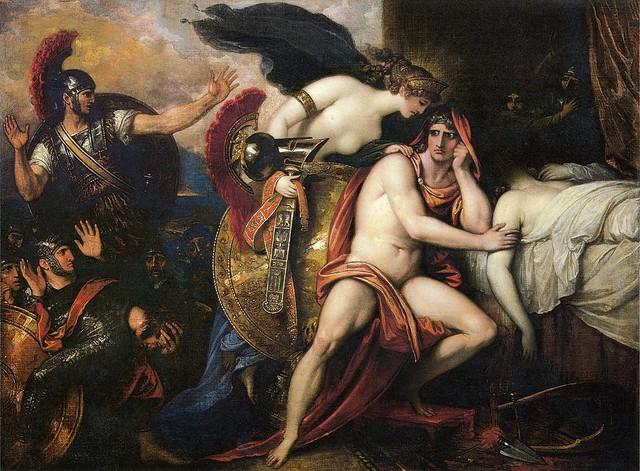 Thetis Bringing the Armor to Achilles I