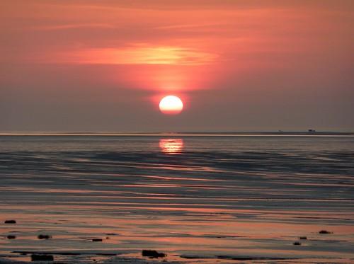 Sunset On Beach 16 (17/04/2010)