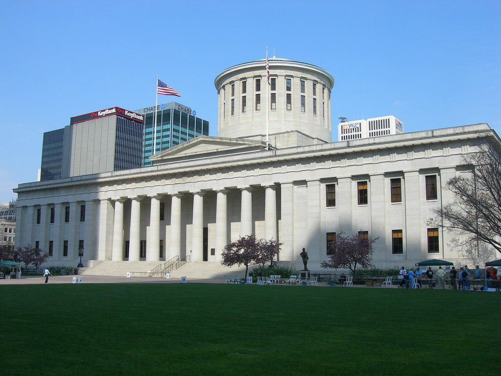 Image result for ohio capitol