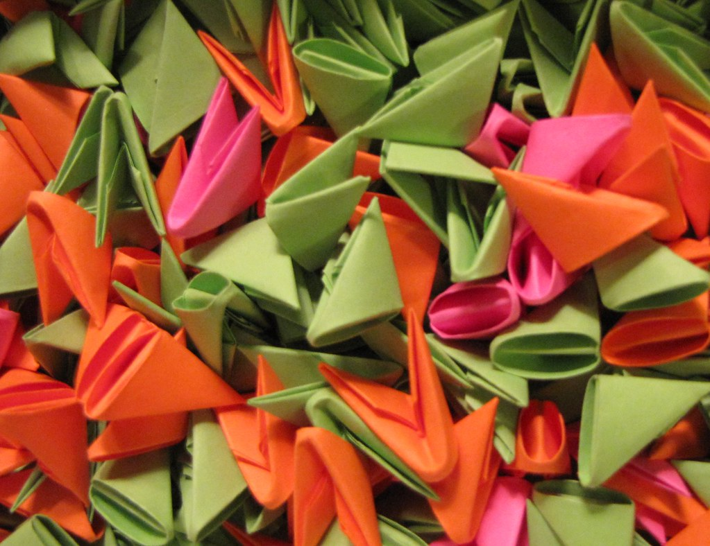Tutorial: How to make 3D origami baby dragon | Etsy | 788x1023