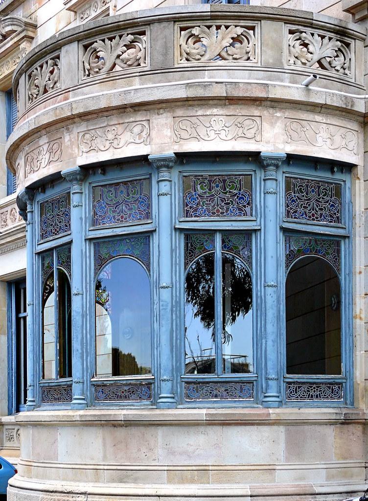 Barcelona Passeig Mare De Déu Del Coll 041 H Casa Marsan Flickr