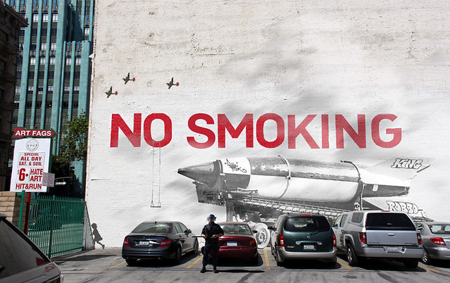 Turf Wars - No Smoke without Fire