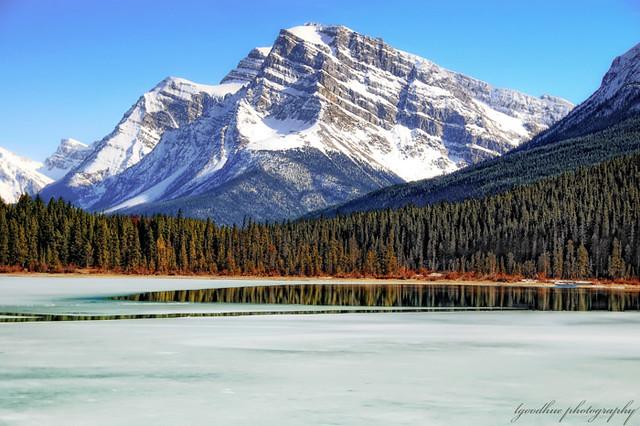 Trans Canada Landscape