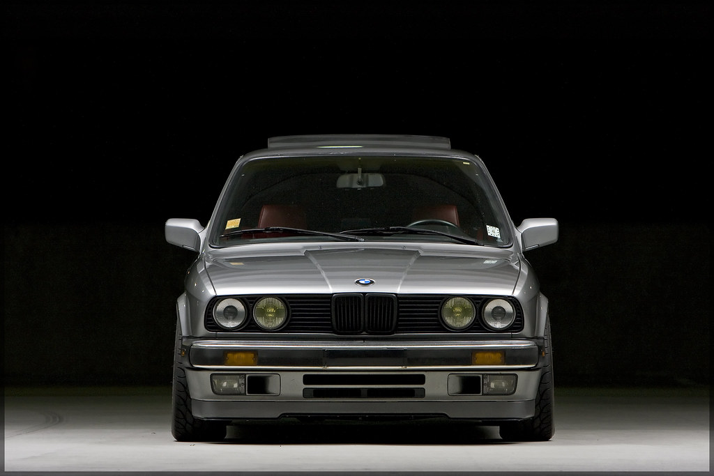 Bmw E30 325is M52 Ground Control Rota Slipstream Front Flickr