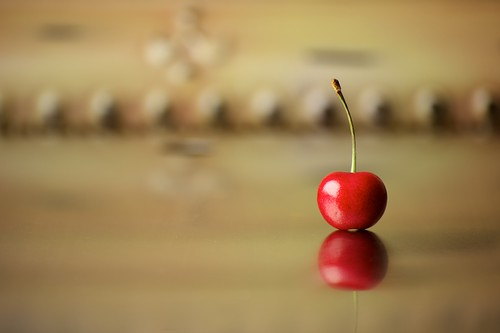 red reflection fruit cherry stem nikon softbox project365 pocketwizard strobist 70300mmf4556gvr d700 sb900 3652010