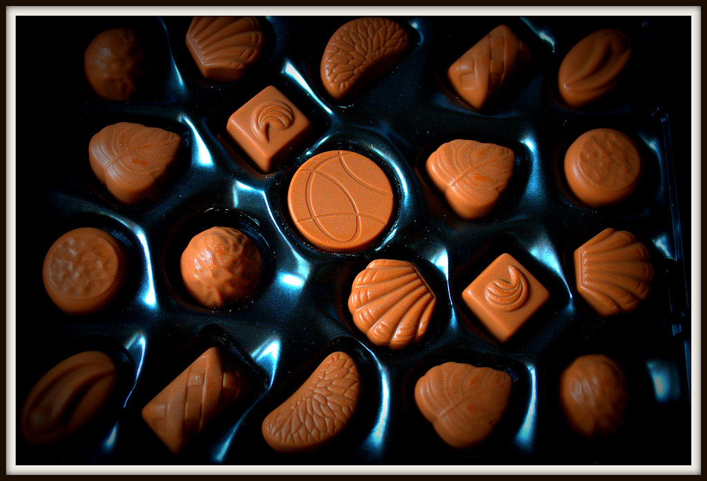 Terry's All Gold Imagine Milk Chocolates | Make a list of im… | Flickr