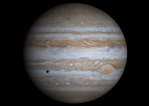 Jupiter Globe | by NASASolarSystem