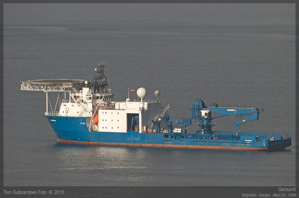 Geosund | IMO: 9232694 Call sign: LANR3 Length: 98 5 m Beam:… | Flickr