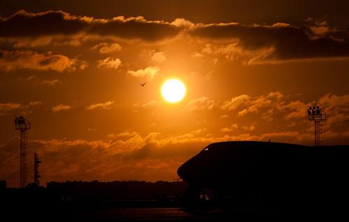 plane sunrise canon airport alba tunisia tunis sortidadesol 450d viatgefidecurs costass guillemcostas