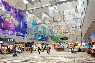 Singapore Changi Airport T3 | by GreedyGoose