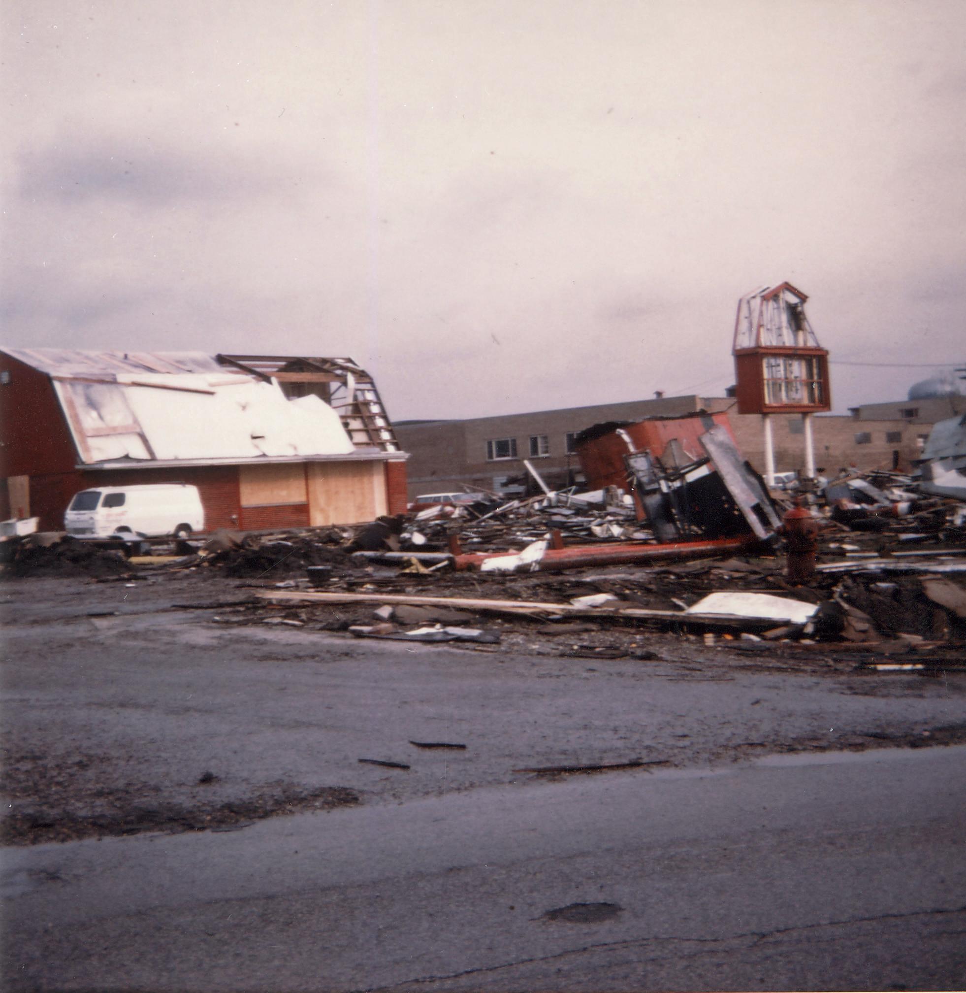 The 1967 Tornado