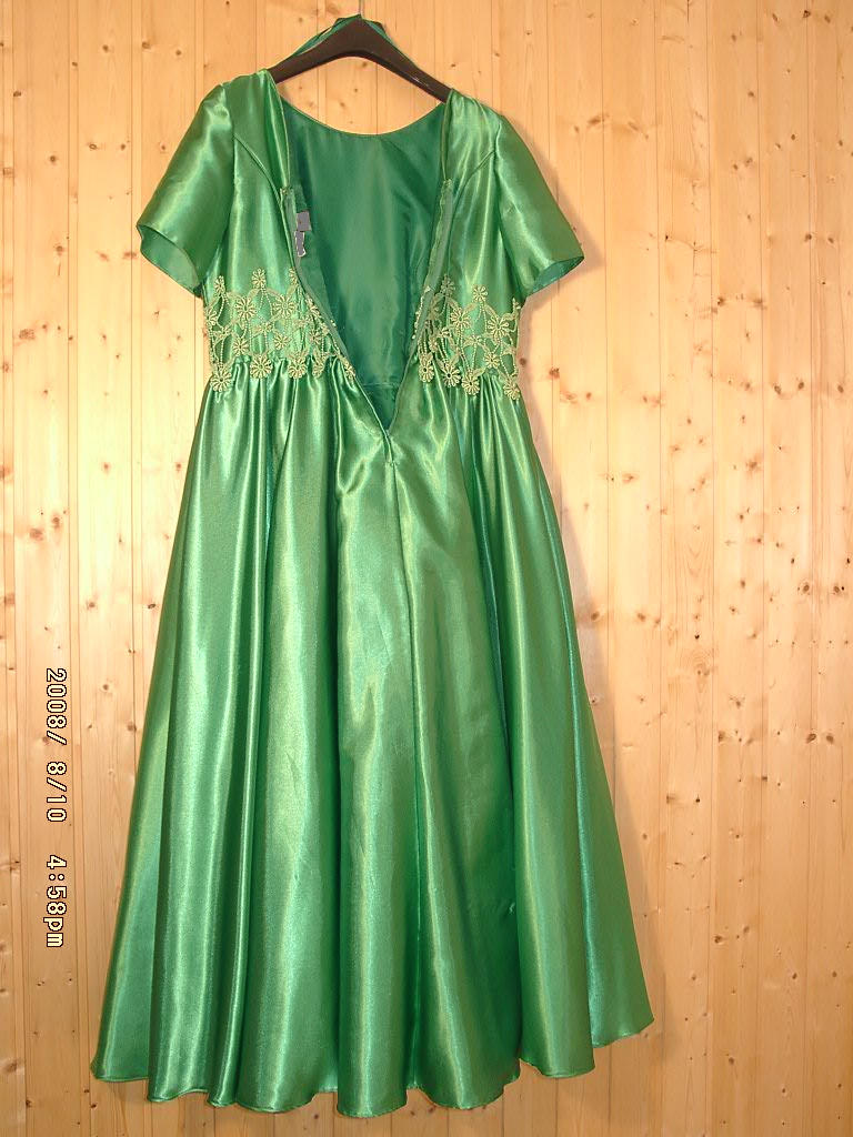 Grünes Ballkleid 15  Gut als Arbeitskleidung. :-) Good as   Flickr