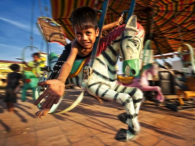 Andong Village, Phnom Penh - Amusement Park in Andong Village ?