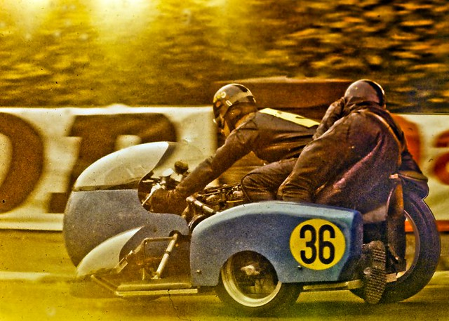 Isle Of Man Tt Races 1971 Manx Tt 1971 Quarter Bridge
