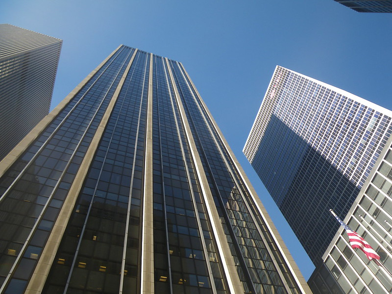 NYC rascacielos