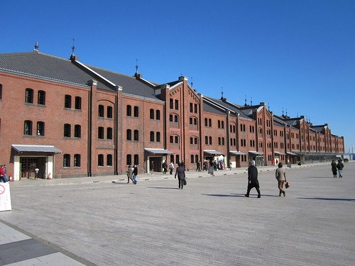 The Yokohama Red Brick Warehouse | by sir.Kir