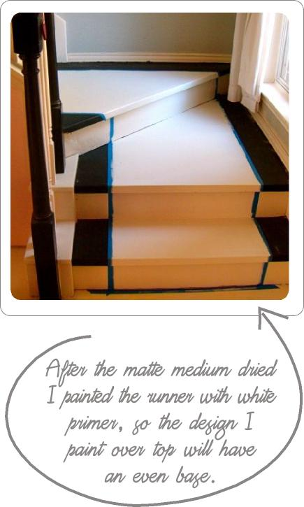 Stair progress #4